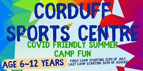 Corduff Sports Centre Fun Football 10-12yrs tickets