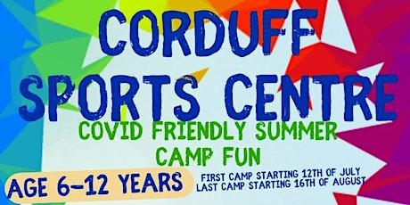 Corduff Sports Centre GAA Camp 6-9yrs tickets