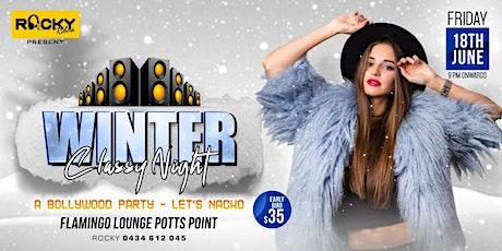 Classy Winter Night- A Bollywood Party- Let's Nacho tickets