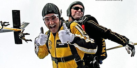 Sky Dive for Transitions  UK tickets