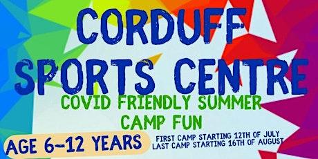 Corduff Sports Centre Mixed Sports 6-9 yrs tickets