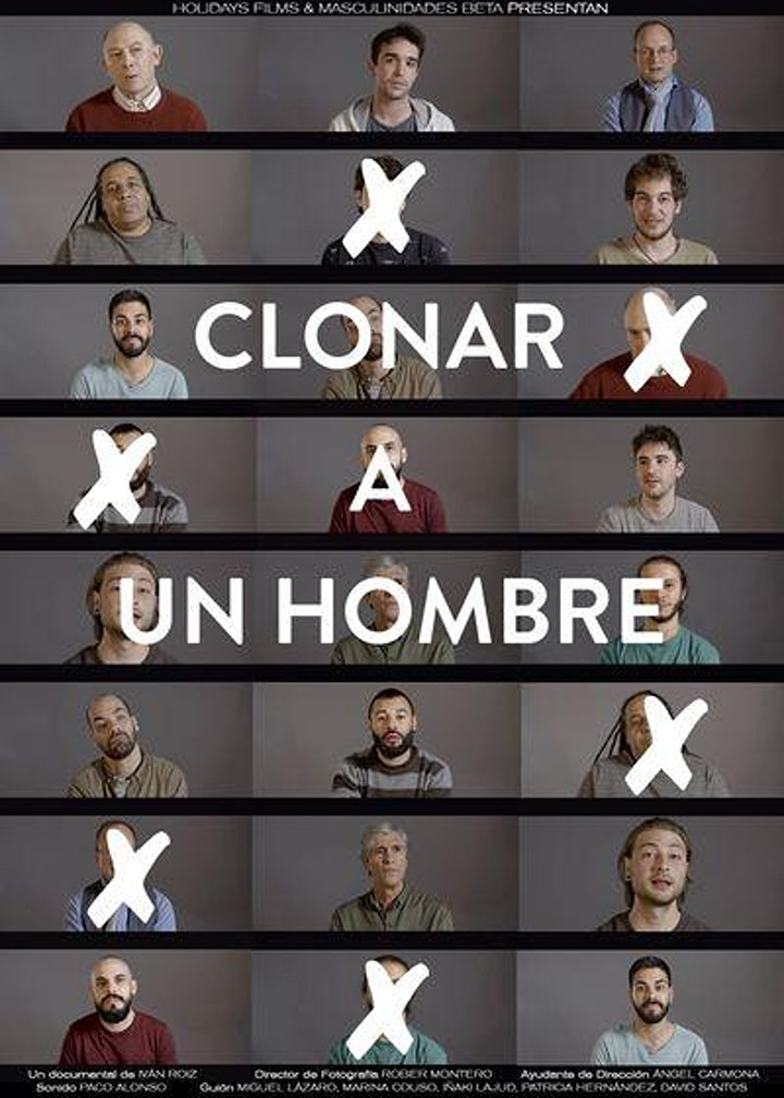 "Imagen de PROYECCION CORTOMETRAJE :  ""CLONAR A UN HOMBRE""  DE  IVÁN ROIZ"