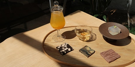 Tea and Chocolate Pairing with Brik tickets