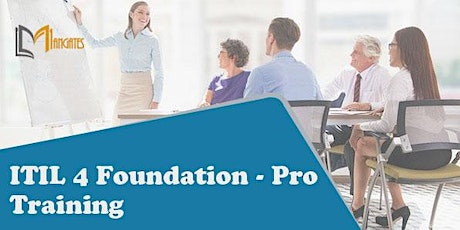 ITIL 4 Foundation - Pro 2 Days Virtual Live Training in Aguascalientes tickets