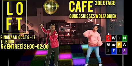 Swingpaleis LOFT 22 jan 2022 - Tilburg tickets