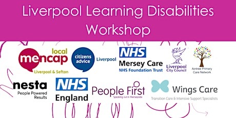 Liverpool Learning Disabilities Workshop (2) tickets