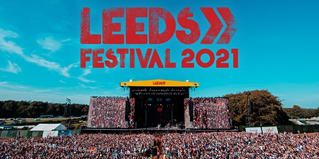 Leeds Fest Friday ticket tickets