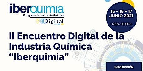 IBERQUIMIA: II Encuentro Digital de la Industria Química entradas