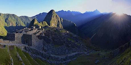 Winter Solstice in Machu Picchu - A virtual visit tickets