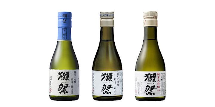 Sake Experience with Dassai, Asahi Shuzo image