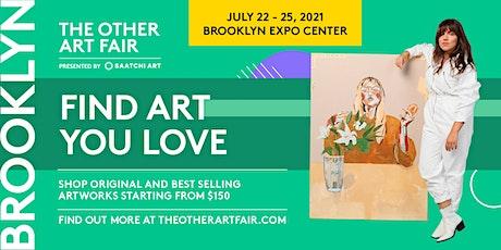 The Other Art Fair Brooklyn: July 22-25, 2021 tickets