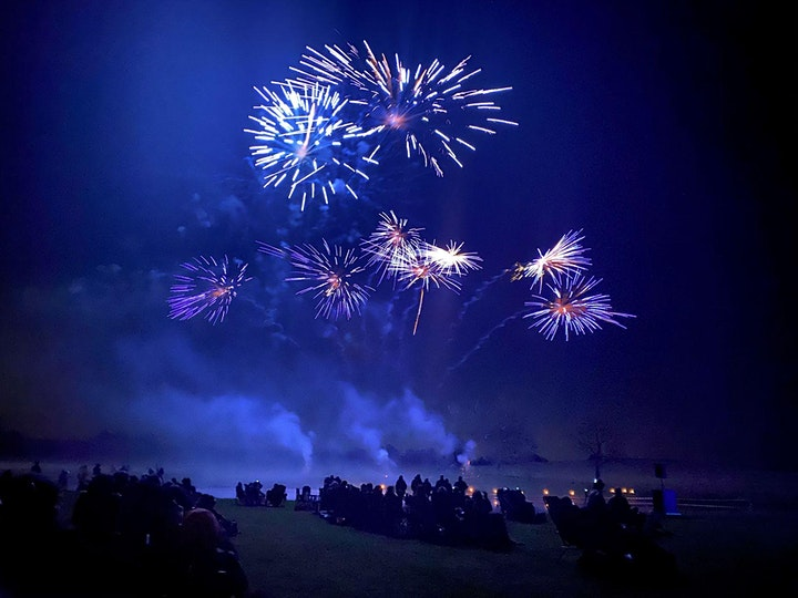 Charity Open Air Cinema & Fireworks Display To Music image