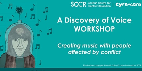 A Discovery of Voice-WORKSHOP FOR YOUNG PEOPLE - Music Action International tickets