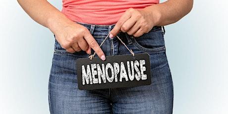 Menopausa Felice biglietti