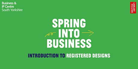 Introduction to Registered Designs tickets