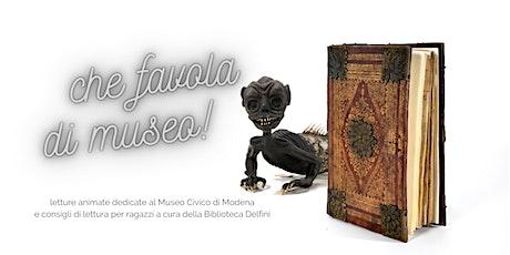 Copia di CHE FAVOLA DI MUSEO! biglietti