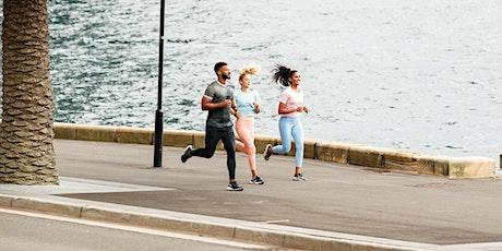 Gym+Coffee Presents: KILDARE VILLAGE Summer Stretch X Marathon Mind tickets