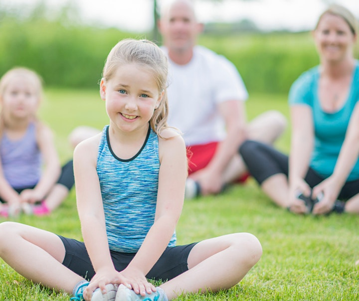 Family Outdoor Yoga Sessions - Auchterarder image