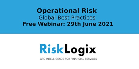 Operational Risk - Global Best Practices tickets