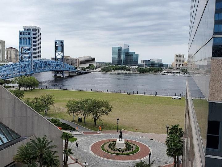 Jacksonville Walking Tours - Top to Bottom (Tue 10am) image