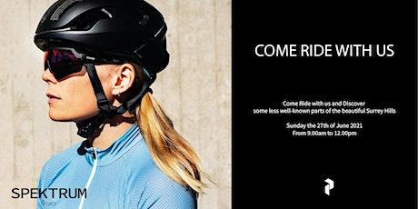 Surrey Hills Cycle Ride tickets