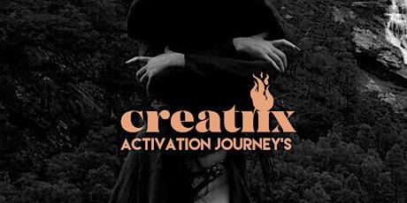 CREATRIX .2 - Feminine Activation Journeys tickets