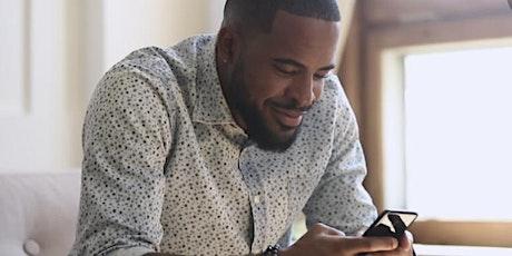 Online Black Singles Matter Speed Dating (Ages 30-45) billets