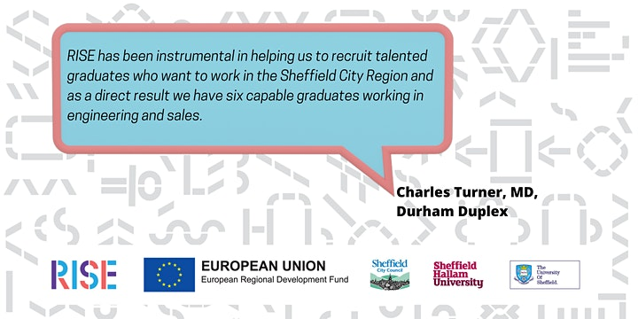Grow and innovate your business with graduate talent image