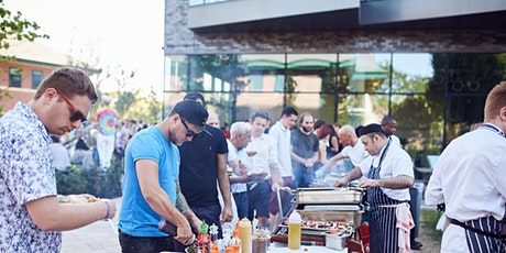 MIF Warm-up Party BBQ tickets