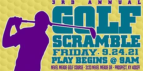 ITLs 3rd Annual Golf Scramble & Reception tickets