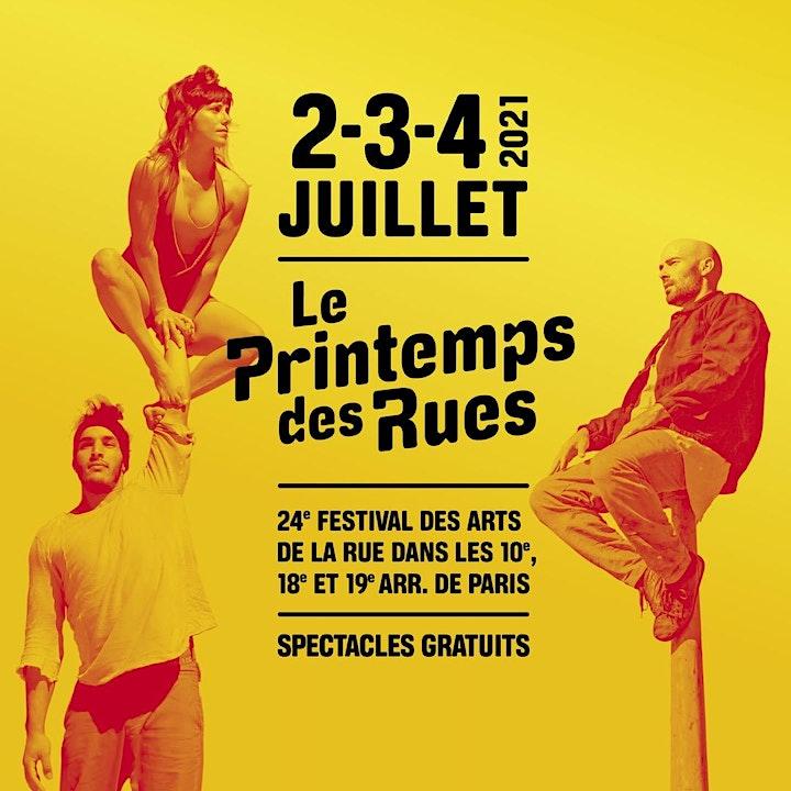 Image pour Festival Le Printemps des Rues - 24e Edition