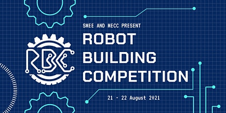 Robot Building Competition 2021 tickets