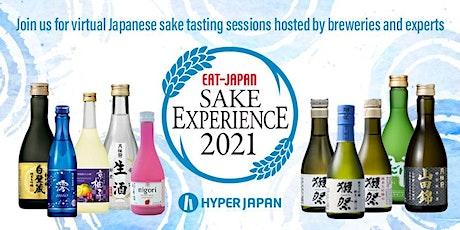Sake Experience with Shirakabegura tickets