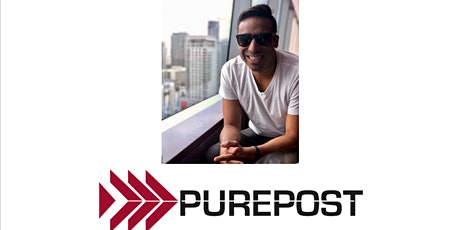 Purepost Fireside Chat with Anthony Garcia tickets