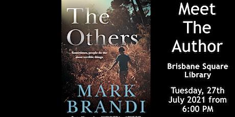 FREE EVENT Meet Mark Brandi tickets