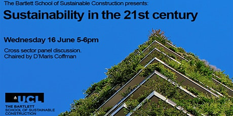 Sustainability in the 21st Century: Online Event tickets