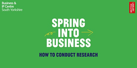 How do I Conduct Market Research for my Business? tickets