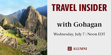 Travel Insider: Gohagan tickets