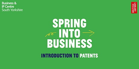 Introduction to Patents bilhetes
