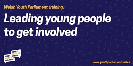 Welsh Youth Parliament- teachers and deliverers tickets