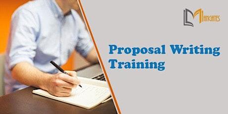 Proposal Writing 1 Day Training in Guadalajara tickets