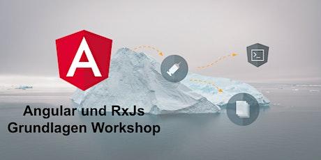 Angular und RxJS Grundlagen Workshop tickets