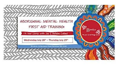 Aboriginal Mental Health First Aid Training tickets