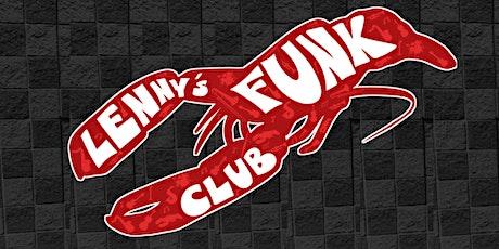 Lenny's Funk Club at Starlight Square tickets