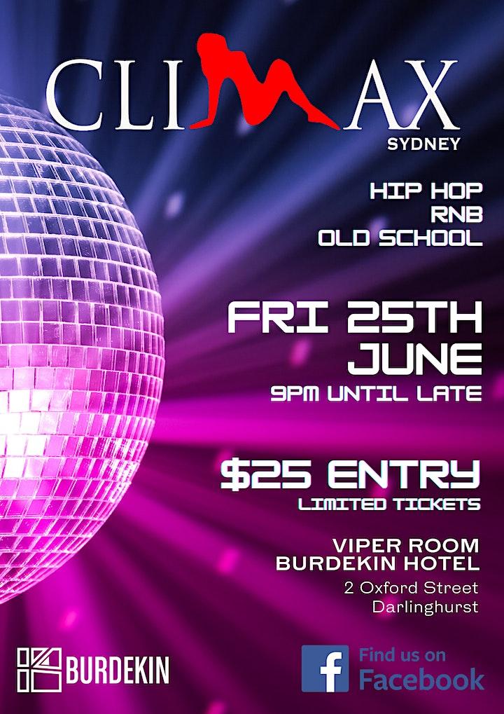 Climax Sydney - June Edition image