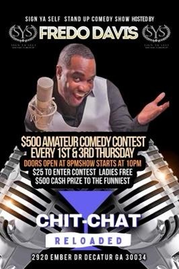 Chit Chat Reloaded Thursday Comedy Show image