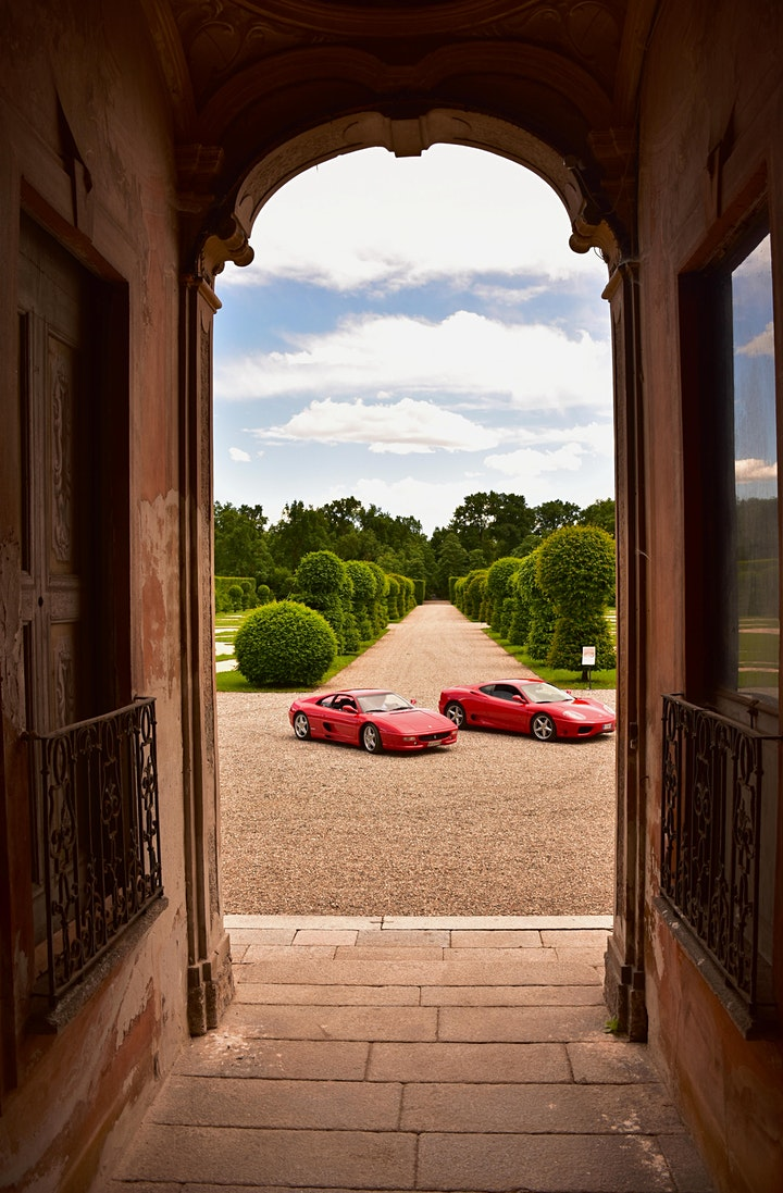 Immagine Biglietto integrato Giardino di Villa Arconati-FAR e Museo OndaRossa