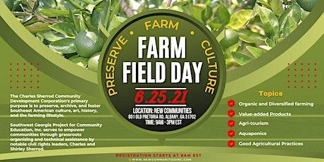 Farm Field Day tickets