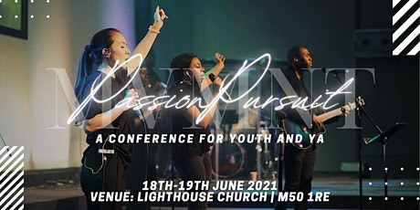 YA & YTH Conference 2021 - Passion Pursuit tickets