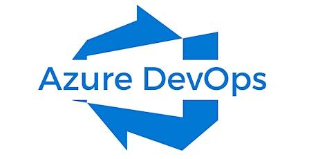 4 Weeks Azure DevOps for Beginners training course St. Petersburg tickets